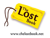 The Lost Book logo